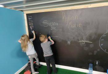 sre chalkboard